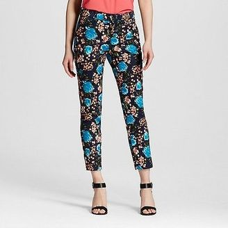 Women's Printed Classic Ankle Pant - Merona $27.99 thestylecure.com
