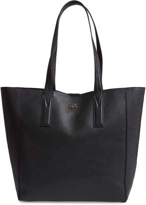 2916938250 Michael Kors Leather Tote Bag - ShopStyle