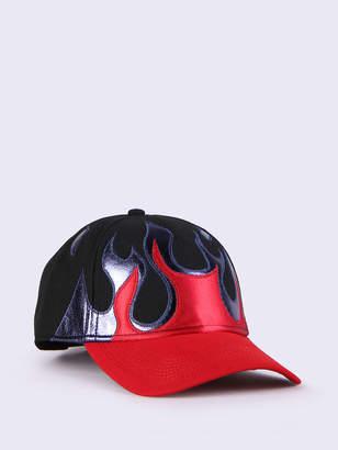 Diesel Caps, Hats and Gloves 0LAOI - Black - 01