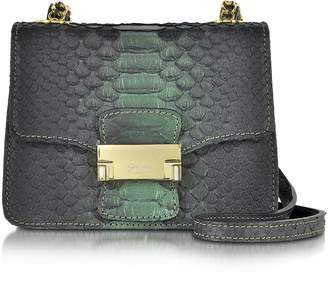 Ghibli Python Mini Crossbody Bag