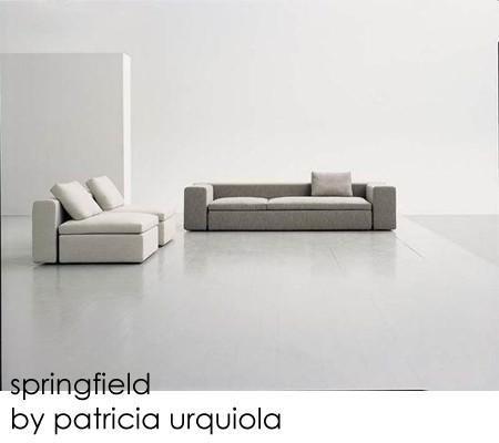 Moroso - springfield sofa system by patricia urquiola for moroso of italy