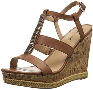 Call It Spring Women's TERRETI Wedge Sandal $21.86 thestylecure.com