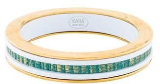 Kara Ross Kara by Lizard & Resin Bangle