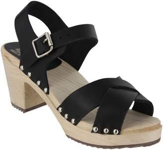 Mia Shoes Clog Sandals - Gertrude
