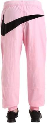Nike Vaporwave Swoosh Woven Track Pants