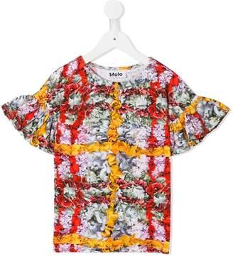 Molo Kids floral print T-shirt