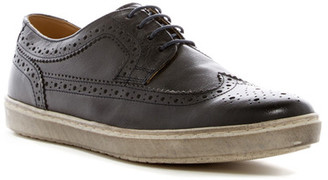 Base London Empress Wingtip Sneaker $180 thestylecure.com