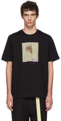 Oamc Black Hare T-Shirt