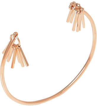 DOSE of ROSE Tassel Cuff