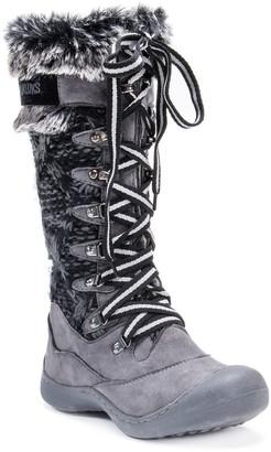 Muk Luks Gwen Women's Waterproof Winter Boots