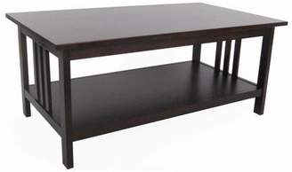 Alaterre Mission Coffee Table