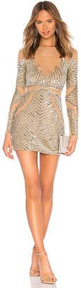 NBD X by Meranda Embellished Mini Dress