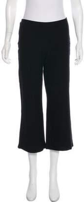 Eileen Fisher Mid-Rise Wide-Leg Pants
