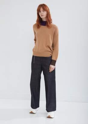 Marni Indigo Denim Trousers