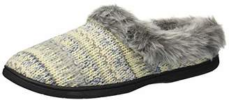 Dearfoams Women's Knit Clog Slipper