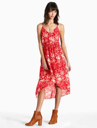Lucky Brand Wrap Tank Dress