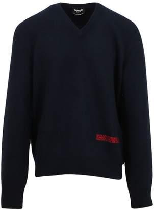 Calvin Klein Sweater With V-neck