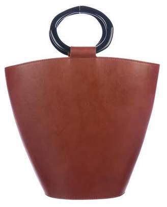 STAUD Leather Seberg Bag