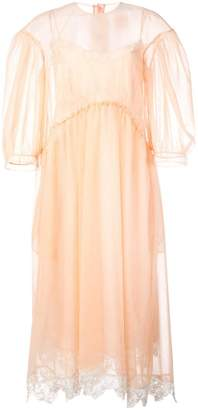 19c5f180cc61 Simone Rocha Pink Dresses - ShopStyle
