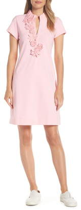 Lilly Pulitzer Clary Pique Polo Dress