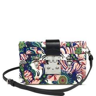 Louis Vuitton Petit Malle leather crossbody bag