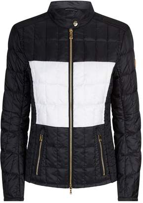 Bogner Quilted Funnel Neck Jacket