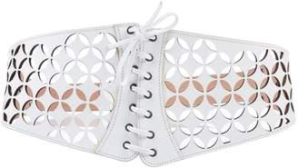Alaia Belts