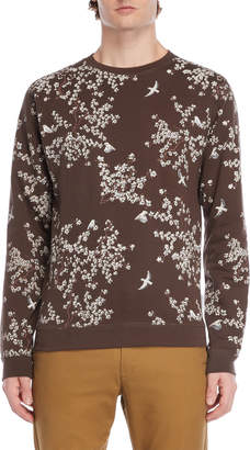 Bellfield Tree Birds Pullover