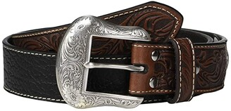 Nocona M&F Western Embossed Billets Belt