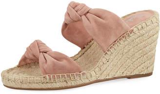 Splendid Brooks Suede Slide Sandal