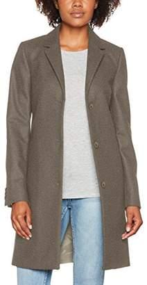 Gant Women's Wool Cashmere Coat Jacket,(Manufacturer Size:M)
