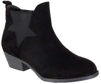 Mia Sugar Plum Chelsea Boots