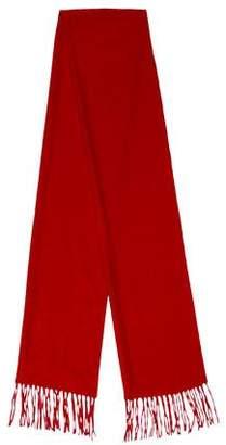 Amicale Fine Knit Silk Scarf