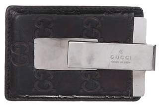 Gucci Guccissima Money Clip