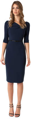 Black Halo 3/4 Sleeve Jackie O Sheath