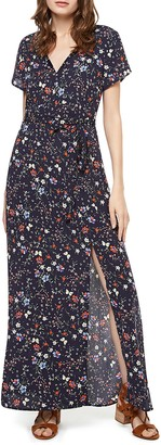 Sanctuary Coco Floral Print Maxi Dress