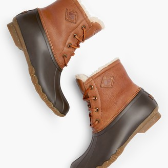 Talbots Sperry Winter Lux Boots - All Weather