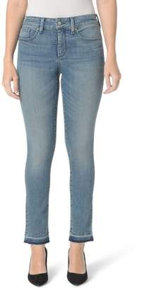 NYDJ Sheri Release Hem Skinny Ankle Jeans