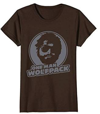One Man Wolf Pack T-Shirt | Lifetime Wolf Pack Member