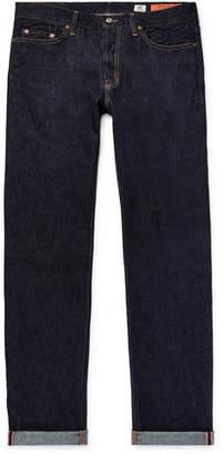 Jean Shop Bowie Slim-Fit Selvedge Denim Jeans