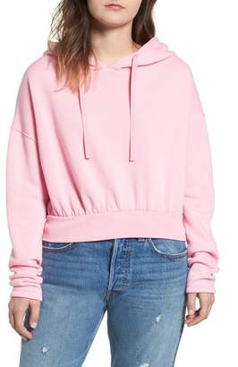 BP Crop Hoodie (Regular & Plus Size)