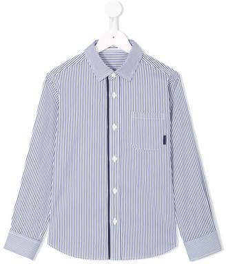 Familiar collared shirt