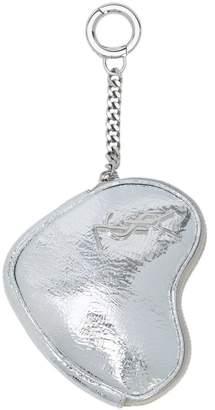 Saint Laurent Love key holder case