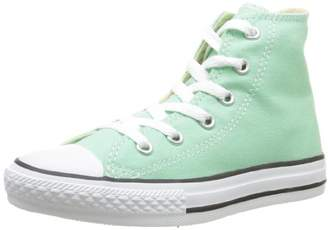 2eb60f179a57 Converse Unisex Kids  Youths Chuck Taylor All Star Hi Trainers