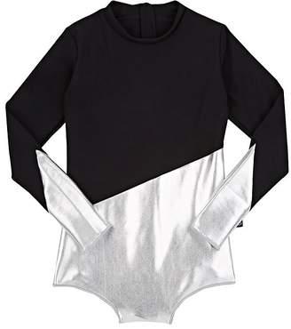 Nununu Colorblocked One-Piece Swimsuit
