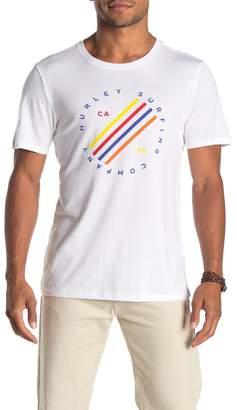 Hurley Dri-FIT Sail Bait Graphic Logo T-Shirt