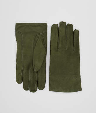 Bottega Veneta FOREST SUEDE GLOVE