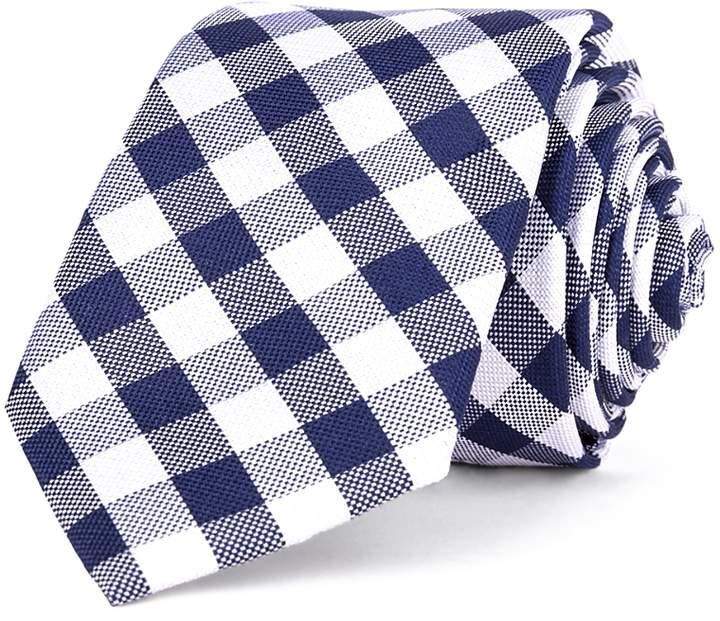 Bloomingdale's Boys Boys' Buffalo-Check Tie - 100% Exclusive