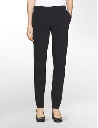 Calvin Klein platinum piper scuba extreme skinny basic pants