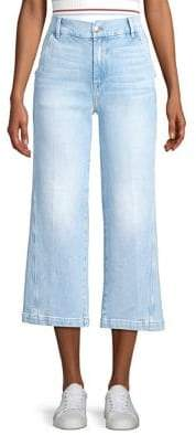 Frame Twisted Seam Jeans